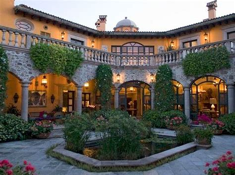 mexican houses elegant home and courtyard mexico this house is my dream house dream homes