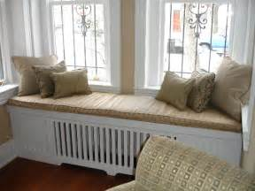 How To Make A Window Bench Seat Cushion - hammers and high heels the hottest seat in the house alex designs a radiator cover and bench