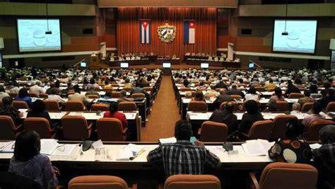 consolato cubano napoli parlamento cubano expresa su respaldo al gobierno de
