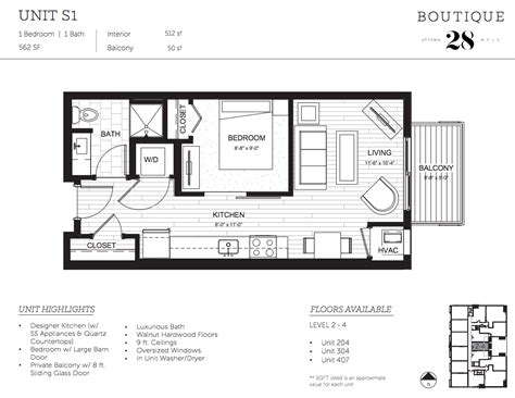 floor plan studio studio floor plans boutique 28