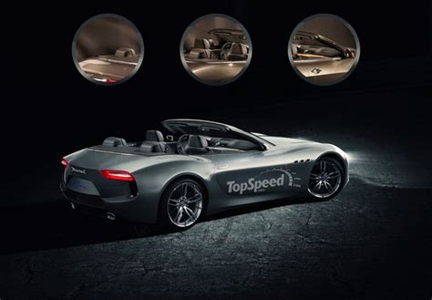 2019 Maserati Alfieri Cabrio by 2015 Maserati Alfieri Roadster Review Top Speed