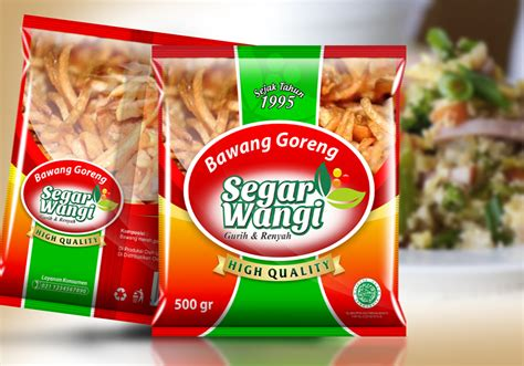 desain kemasan bawang goreng sribu desain kemasan desain kemasan untuk bawang goreng