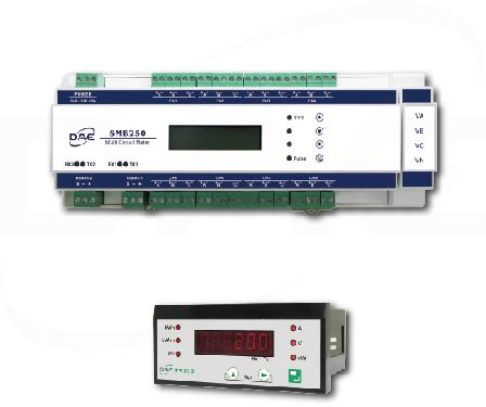 Multi Function Meter energy meter concepts
