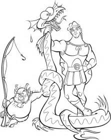 hercules coloring pages hercules coloring pages coloringpages1001