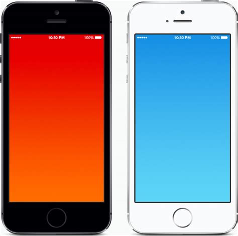 iphone screen template free open source iphone 5s psd templates for use in your