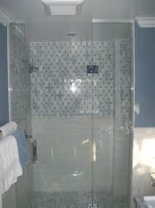 Glass Block Designs For Bathrooms breathtaking white and grey color marble shower tiled for