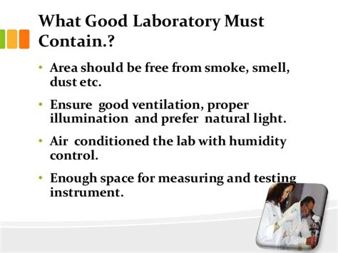 laboratory design and layout ppt good laboratory practices ppt