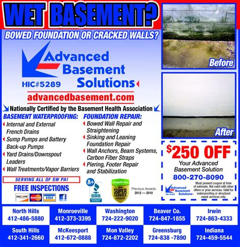 advanced basement solutions advanced basement solutions 32 photos contractors