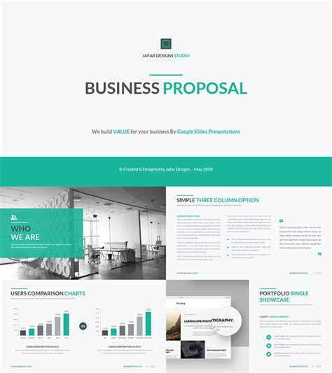 Best New Presentation Templates Of 2016 Powerpoint Keynote Google Slides Business Slide Presentation Template