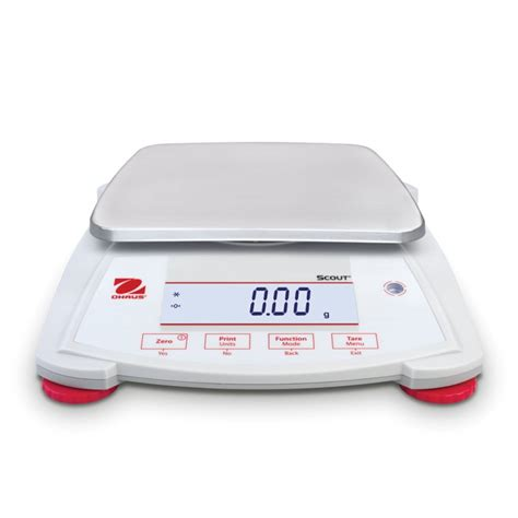 haus scout ohaus scout spx2202 2200g x 0 01g precision scale