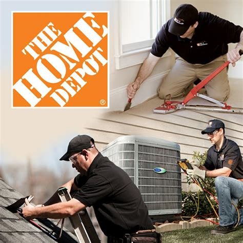 home services at the home depot rochester mi 48307 248