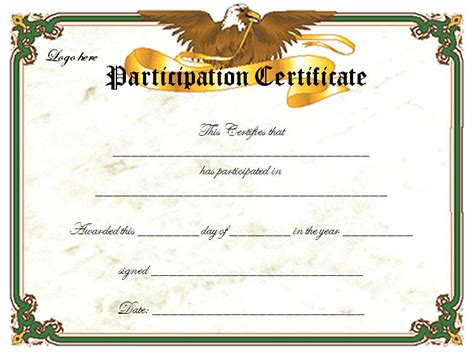 certification template free 8 july certificate templates certificate templates