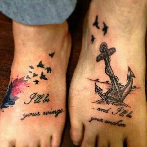 wings anchor tattoo tatuagens pinterest tattoo ideen