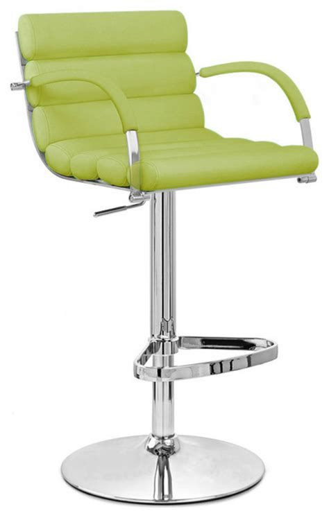 Lime Green Counter Stools by Lime Green Ego Bar Stool Chrome Base Contemporary