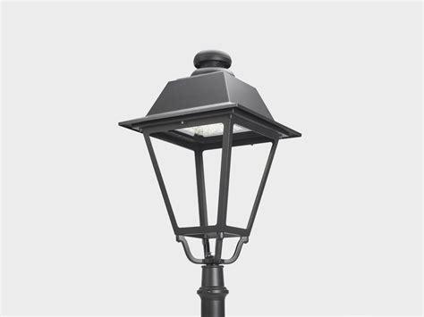 fivep illuminazione lione stradale a lanterna a led in alluminio agathos