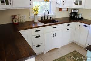 kitchen countertops diy diy butcher block countertops for stunning kitchen look