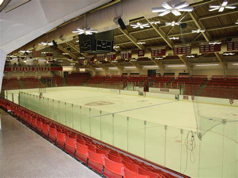 Commercial Bathroom Size harvard university bright hockey arena lee kennedy co inc