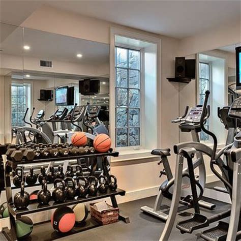 bedroom workout no equipment home gym exercise room small design pictures remodel
