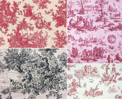 toile pattern history the history of surface design toile de jouy pattern
