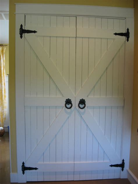 Barn Door Closet Redirecting