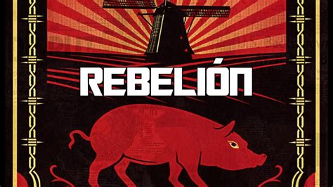 rebelion en la granja 8499890954 un ciclo sin fin rebeli 243 n en la granja libro youtube