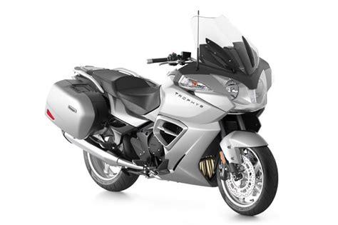 Motorrad F Hrerschein Gewinnen by Motorrad News Triumph Trophy Gewinn 1000ps At
