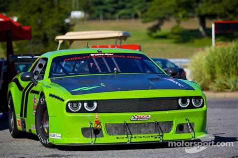 #11 CTEK Northstar Miller Racing Dodge Challenger: Tommy
