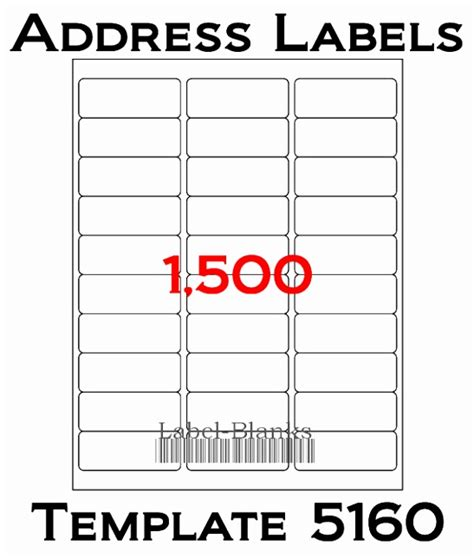 8 Blank Label Templates 30 Per Sheet Ytity Templatesz234 Label Template 30 Per Page