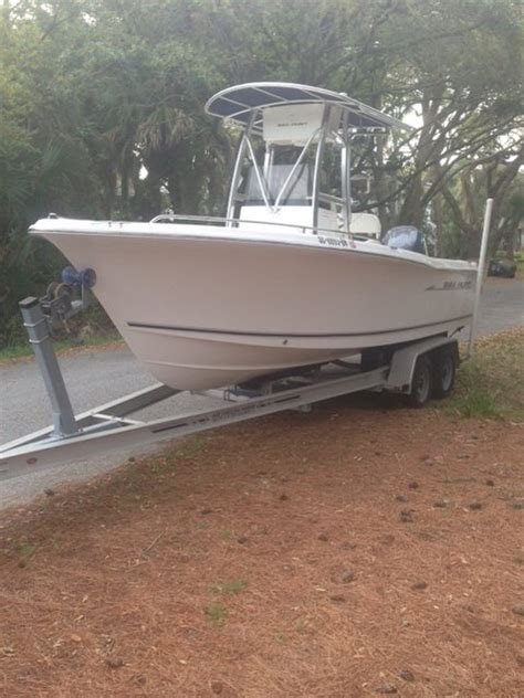 sea hunt boats charleston sc 2007 sea hunt 220 triton charleston under contract
