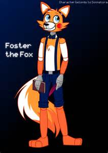 Related wallpapers fnaf 2 fan character foster the fox by sonnatora