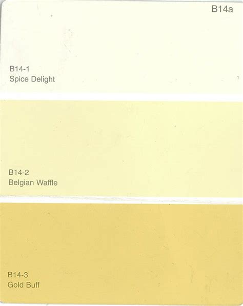 buttercream color buttercream yellow paint color story the
