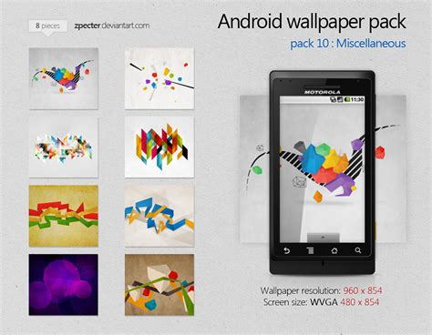 Wallpaper Android Pack | android wallpaper pack 10 by zpecter on deviantart