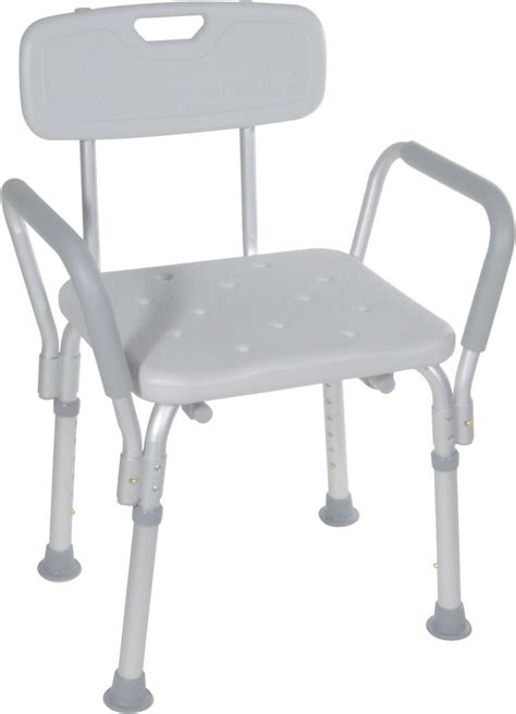 shower bench with arms drive medical 12445kd 1 bath bench seat shower chair with