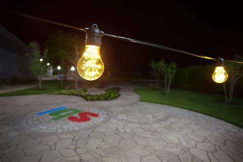 Decorative Patio String Lights by Outdoor Decorative String Lights Creativity Pixelmari