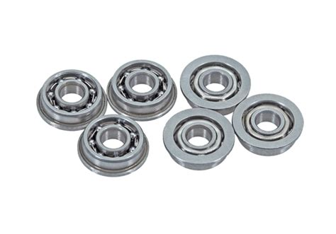 Shs Bushing 8mm Hrc Steel For Aeg Gearbox Zt0035 shs 8mm steel bearings zt0019 10 00 brill armory quality airsoft parts for the
