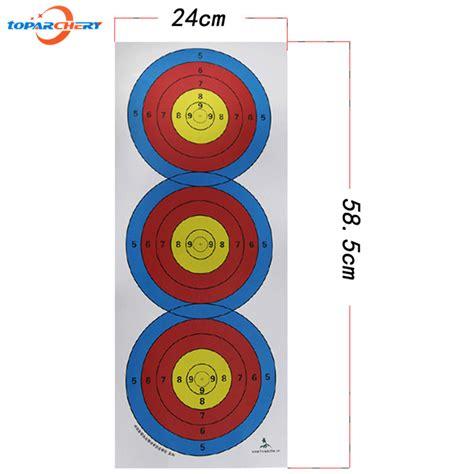 Target Sasaran Panah 40 X40 Cm panahan sasaran kertas beli murah panahan sasaran kertas lots from china panahan sasaran kertas
