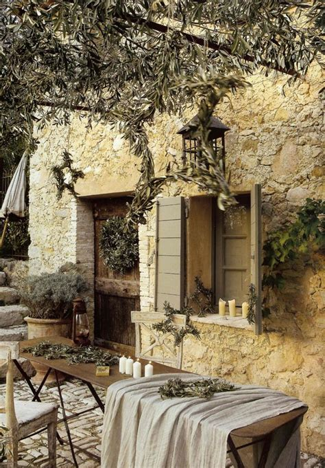 provence home decor 34 refined provence inspired terrace d 233 cor ideas digsdigs