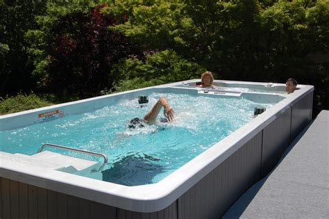 coleman backyards endless pools may be the perfect swim solution coleman