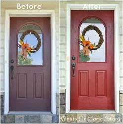 how to paint front door how to paint a front door