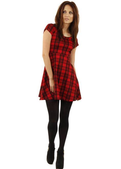 Tartan Mini Dress tartan mini dress tartan dress tartan dresses