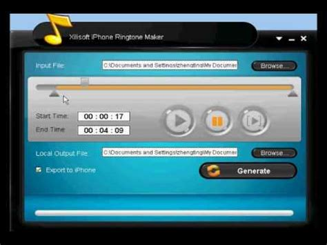 9 iphone ringtone how to make free iphone ringtone