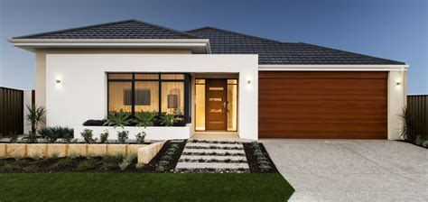 house elevations perth ideal homes