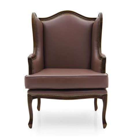 classic style armchair made of wood 264 sevensedie