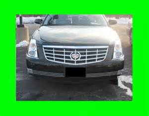 Cadillac Dts Grille Exterior Accessories Cadillac Dts 2006 2009
