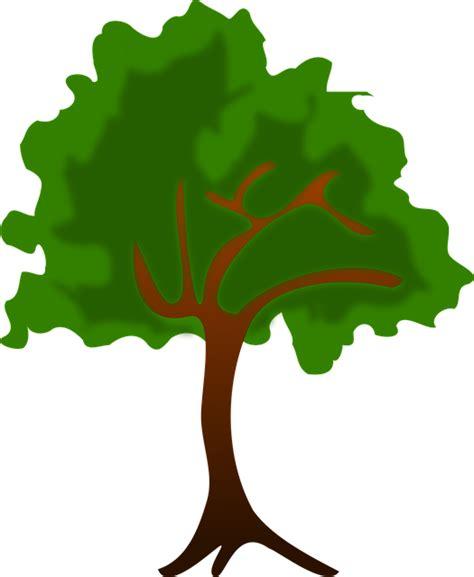 clipart albero free vector graphic clip flora nature plant free