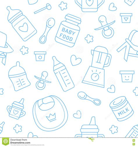 pattern food texture seamless repeated pattern with colorful watercolor painted