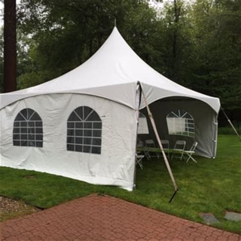 backyard tent rentals backyard tent rental 15 photos 19 reviews equipment rentals 35 howard st