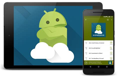 podcasts on android the best podcast apps for android android central