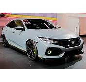 2017 Civic Si Specs Will Come With New Engine