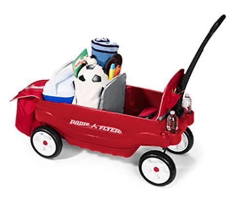 radio flyer the ultimate comfort wagon com radio flyer the ultimate comfort wagon red
